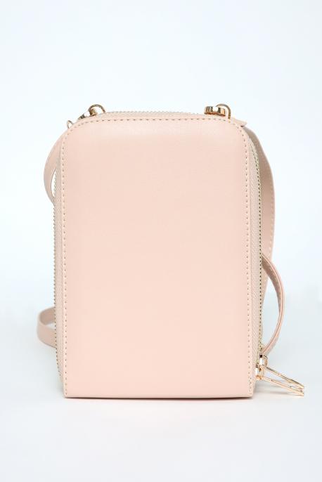 AMNESIA Mini táska púder