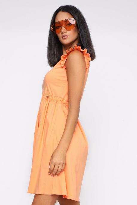 AMNESIA Tiliana ruha narancs
