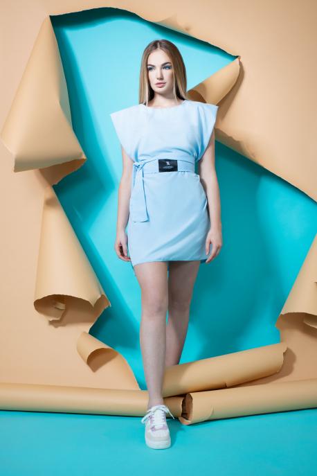 AMNESIA Line ruha világoskék