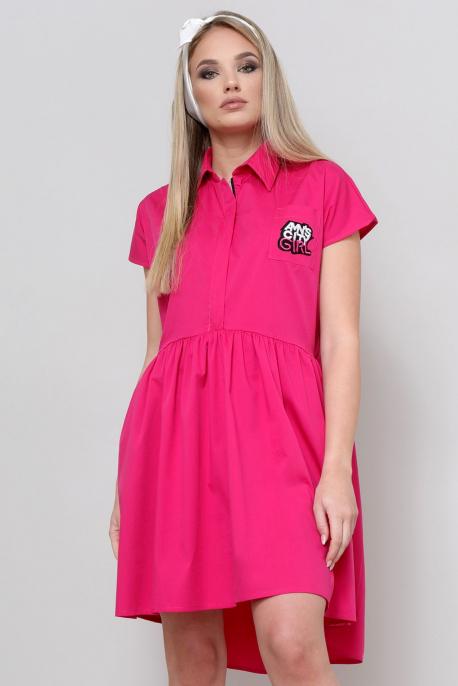 AMNESIA Azorena ruha rózsaszín