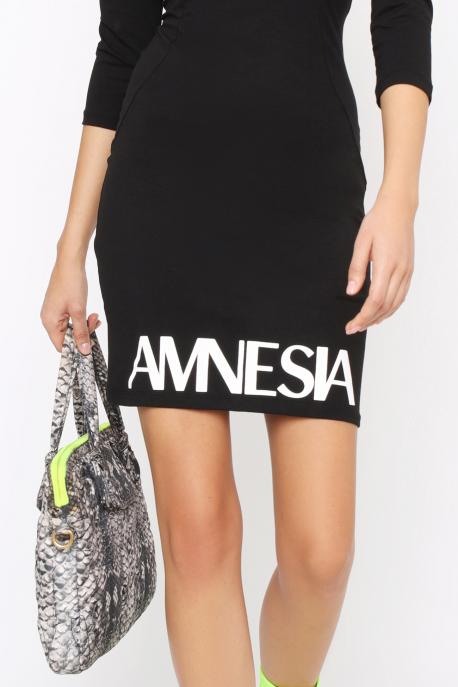 AMNESIA Gyemén ruha fekete