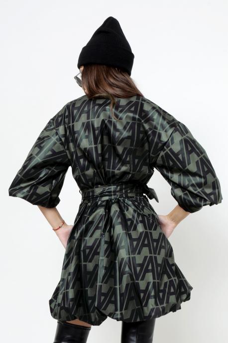 AMNESIA Jamiro ruha khaki