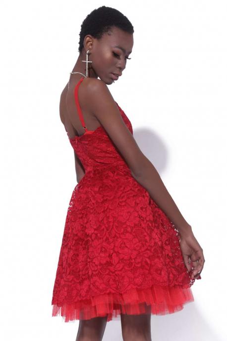 AMNESIA Azurna ruha