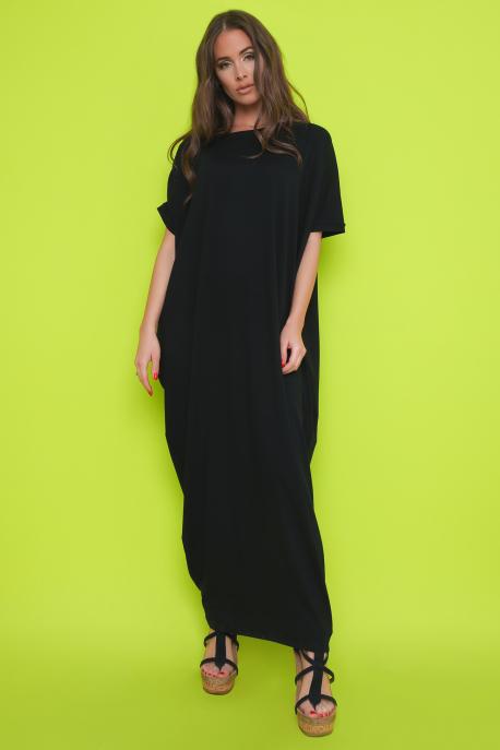 AMNESIA Tollo ruha fekete