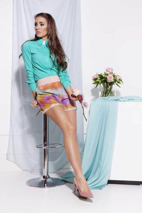AMNESIA Zahira short