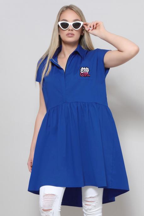 AMNESIA Azorena ruha kék