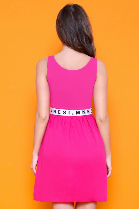 AMNESIA Jubilo ruha rózsaszín