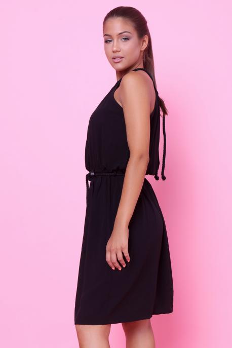 AMNESIA Jominda ruha fekete