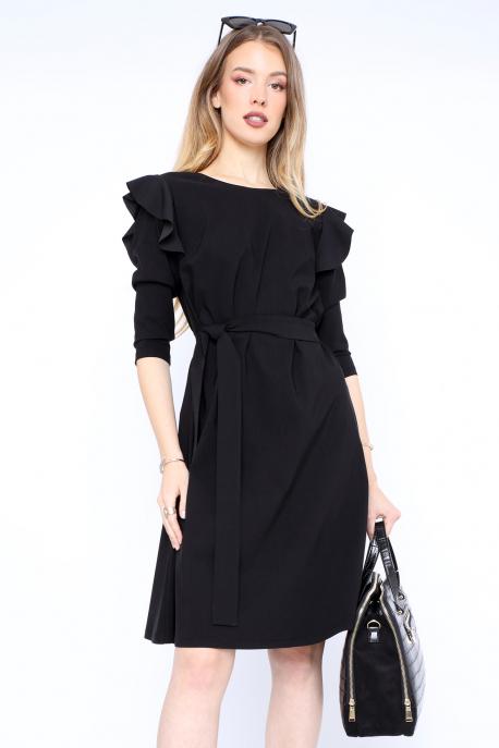 AMNESIA Dokemi ruha fekete
