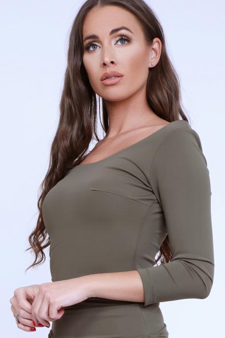 AMNESIA Adriana ruha khaki