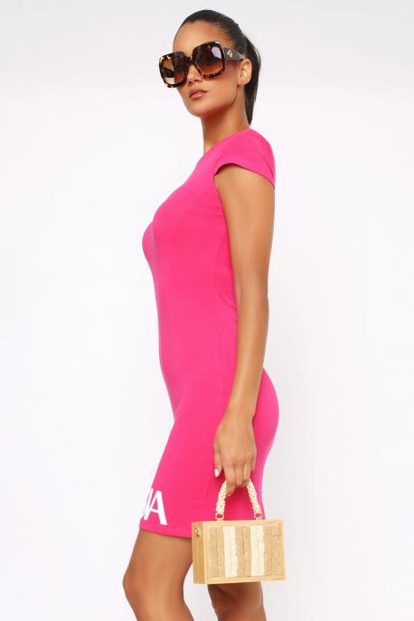 AMNESIA Gyemén ruha pink