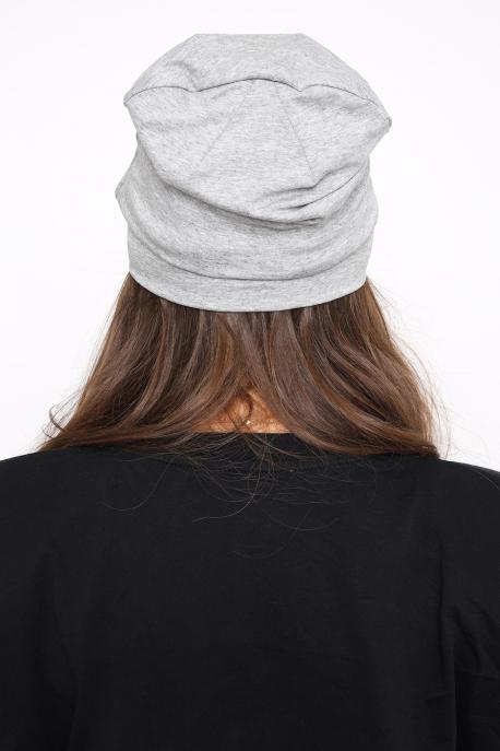 AMNESIA Raw sapka szürke/fehér logó