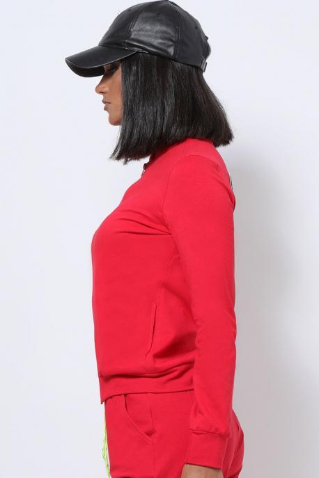 AMNESIA Atosz felső piros