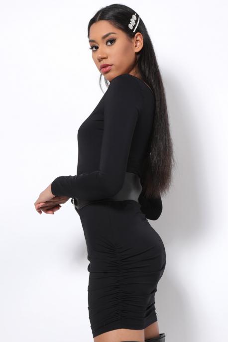 AMNESIA Atema ruha fekete