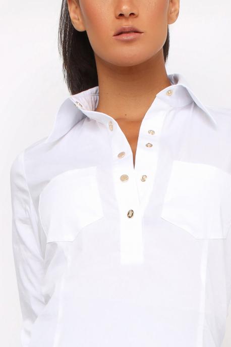 AMNESIA Ashley ing fehér