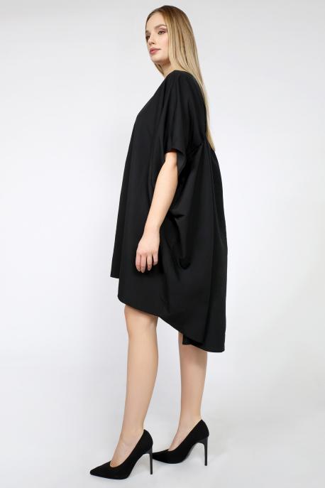 AMNESIA Clea ruha fekete