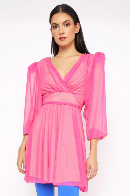 AMNESIA Mabba ruha rózsaszín