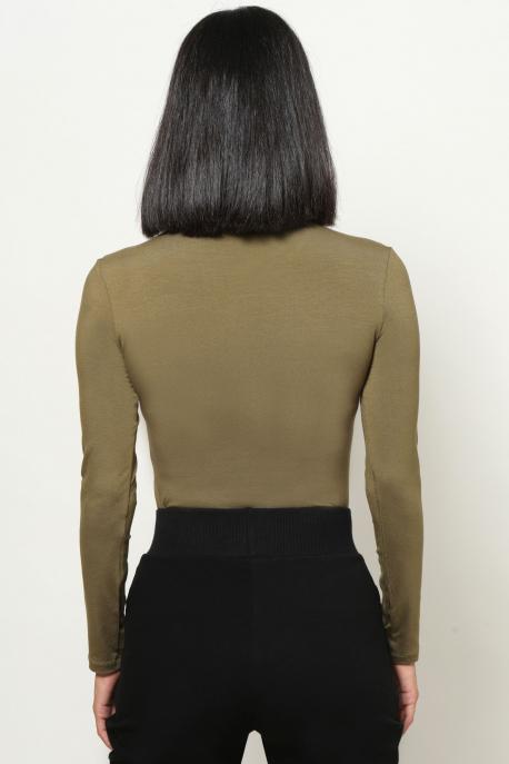 AMNESIA Xihin felső PRIORITY khaki