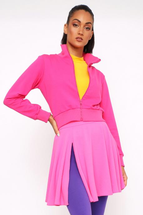 AMNESIA Meper dzseki rózsaszín
