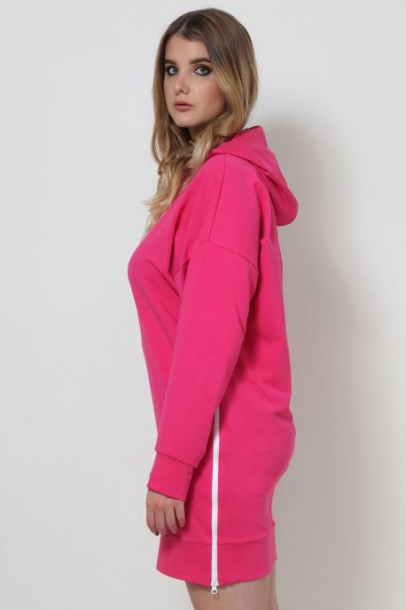 AMNESIA Doril tunika pink