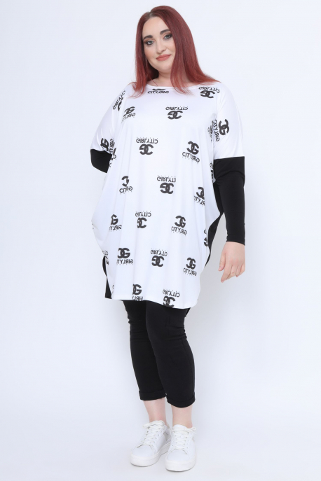 AMNESIA Derill ruha fehér