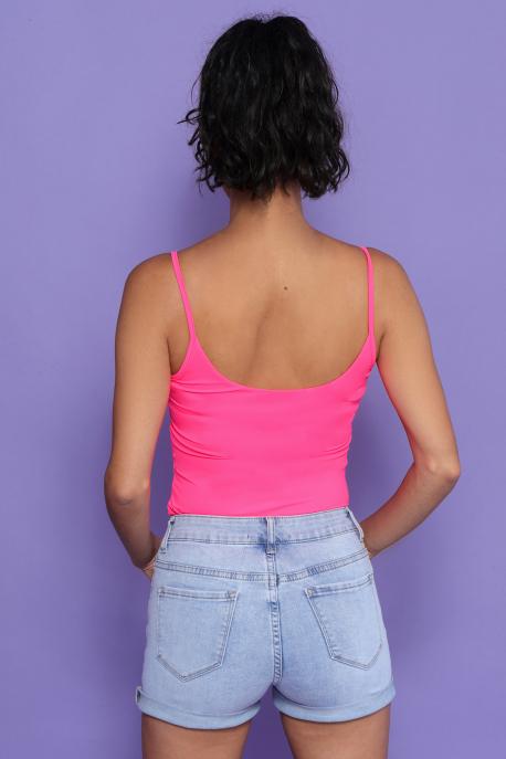 AMNESIA Duki felső UV rózsaszín