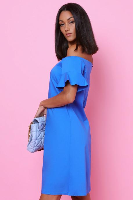 AMNESIA Returpin ruha kék
