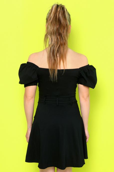 AMNESIA Jalibu ruha fekete