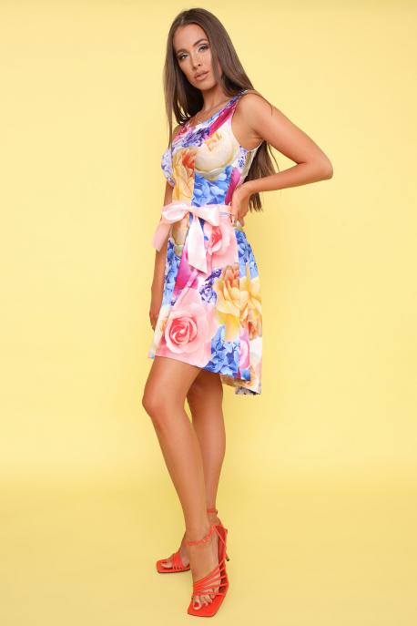 AMNESIA Akimo dress