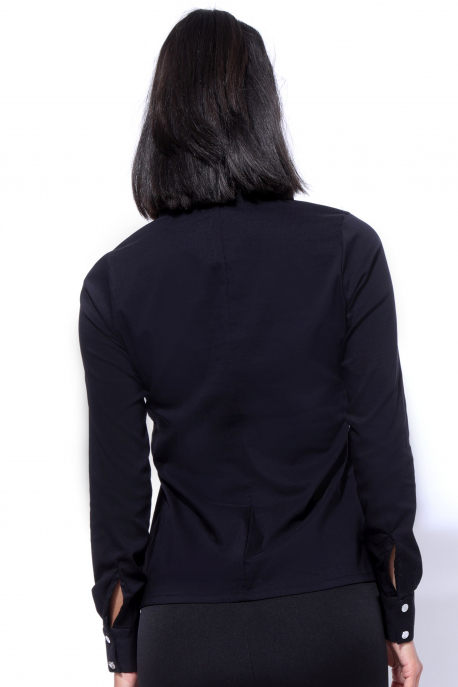 AMNESIA Szédia ing fekete