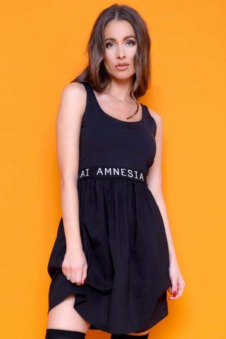 AMNESIA Jubilo ruha fekete