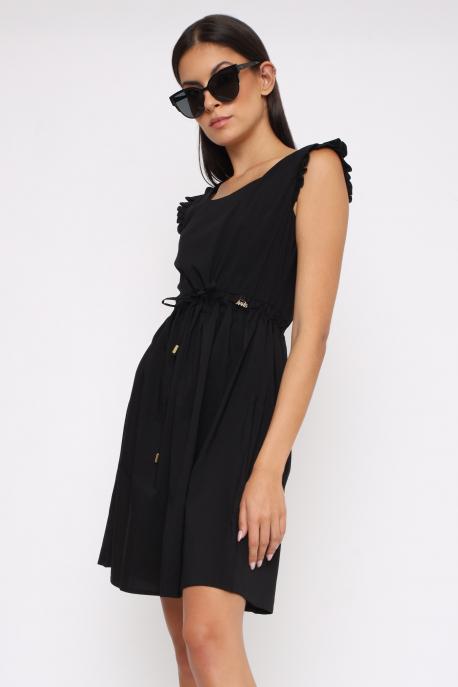 AMNESIA Tiliana ruha fekete