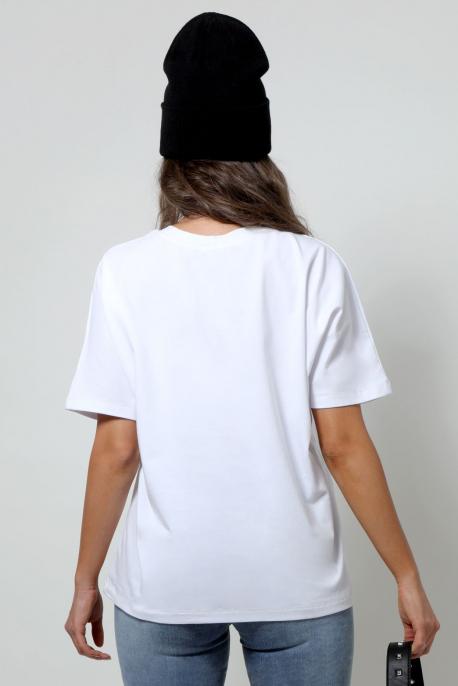 AMNESIA Jolapi felső fehér
