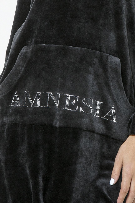 AMNESIA Dammam ruha fekete