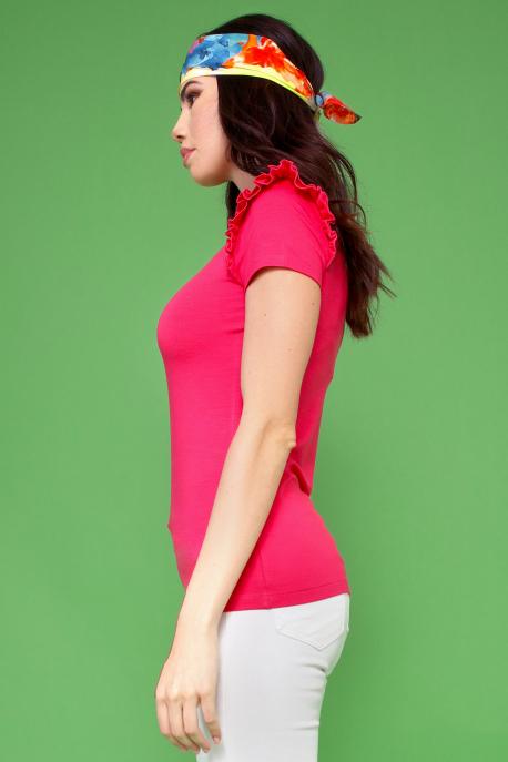 AMNESIA Manami felső pink