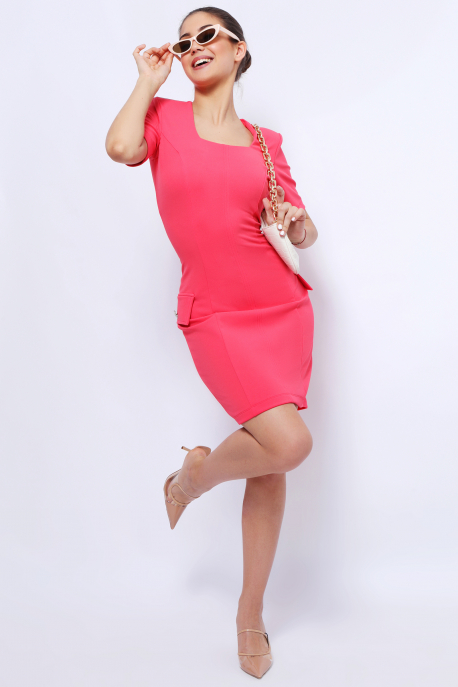 AMNESIA Jimir ruha rózsaszín