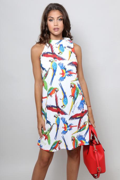 AMNESIA Ypsilon dress
