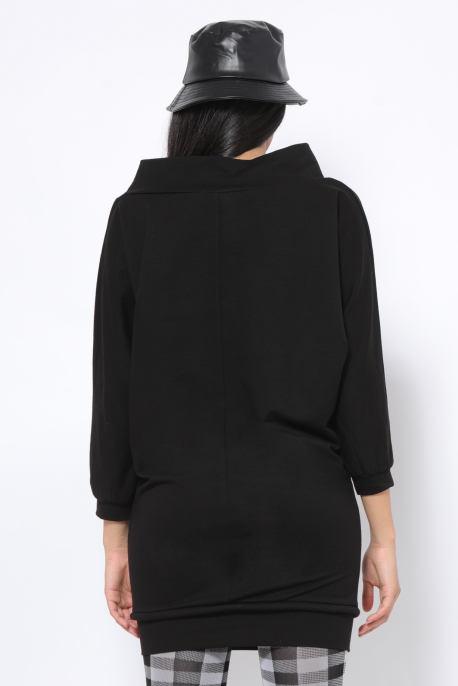 AMNESIA Avoy ruha fekete