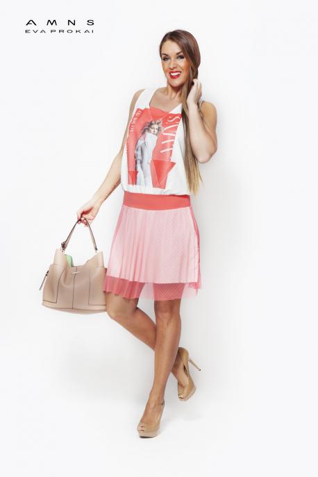AMNESIA K650 szoknyás ruha