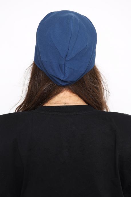 AMNESIA Raw sapka kék/fekete logó