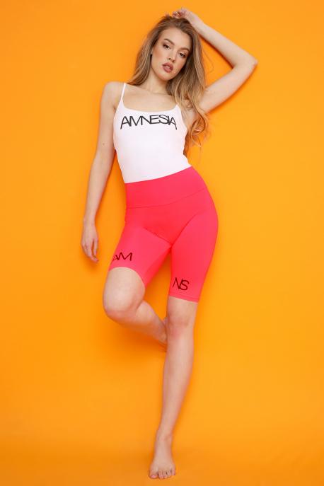 AMNESIA Domara cicanadrág UV rózsaszín