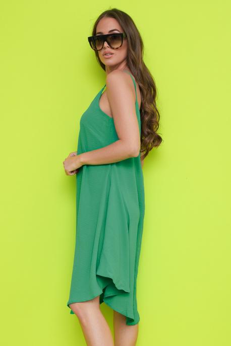 AMNESIA Modra ruha zöld