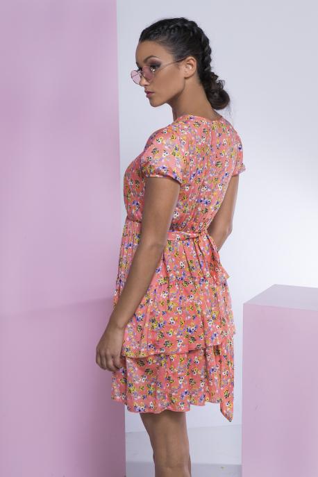 DENNY ROSE Virágos ruha