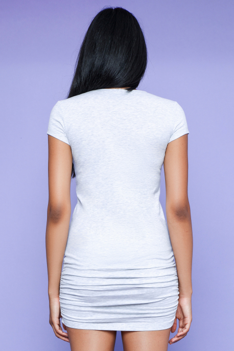 AMNESIA Adda ruha világos szürke