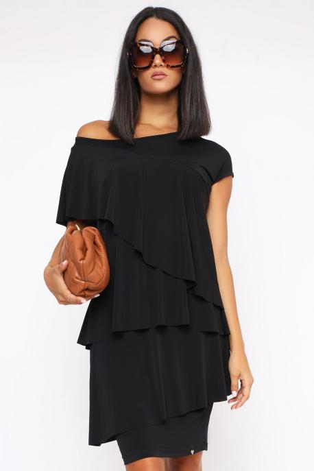 AMNESIA Diarra ruha fekete
