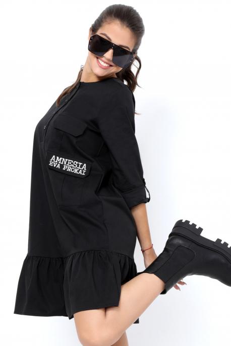 AMNESIA Jesieree ruha fekete