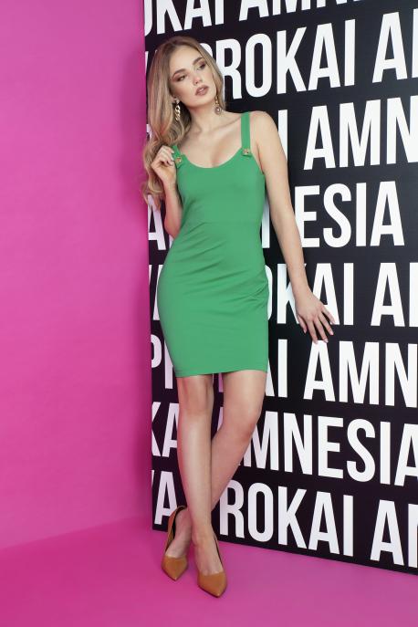 AMNESIA Jerena ruha zöld