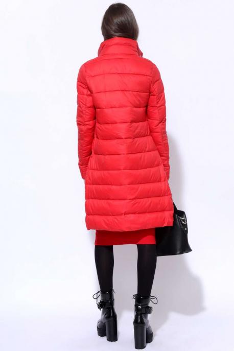 AMNESIA Patentos hosszú kabát