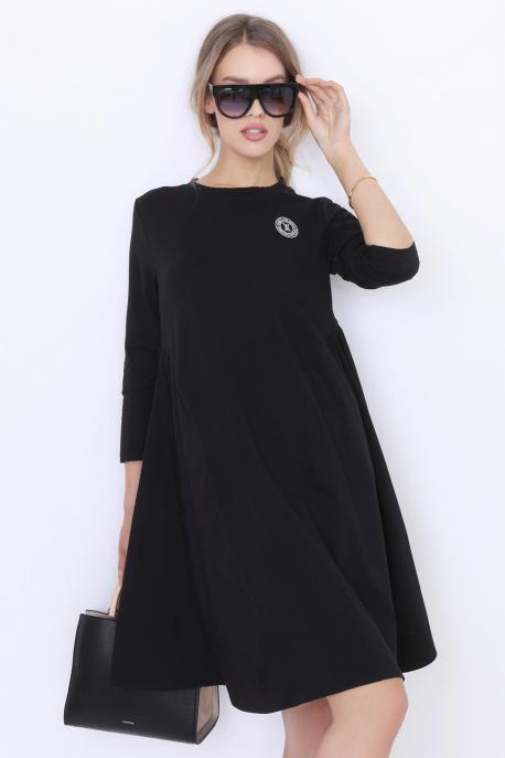AMNESIA Tetna ruha fekete