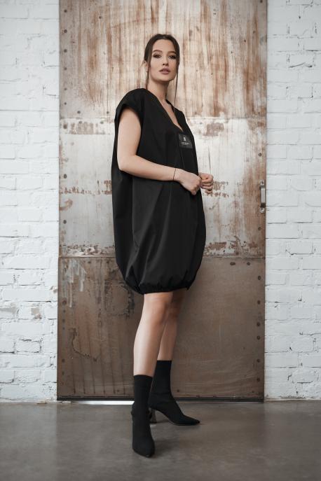 AMNESIA Nina ruha fekete